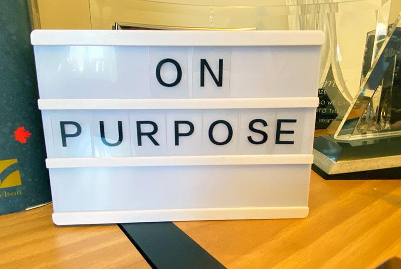 On-Purpose