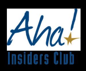 Aha! Insiders Club Logo