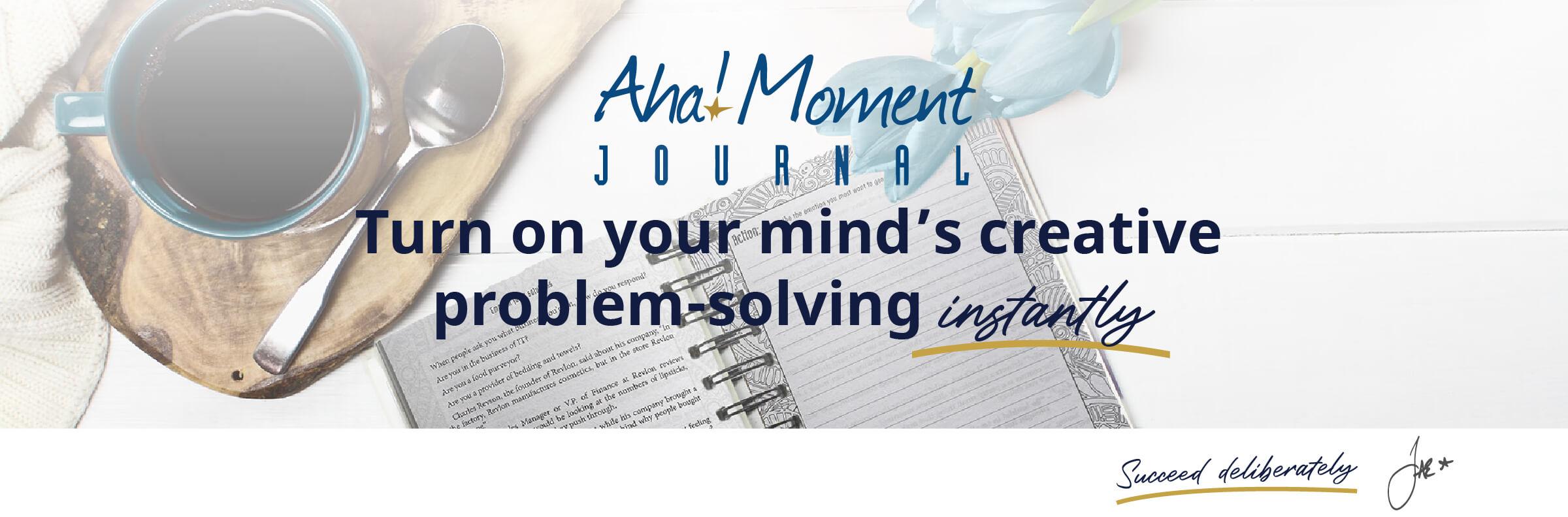 Jae Rang Aha Moment Journal Journal